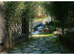 天津私家庭院绿化设计