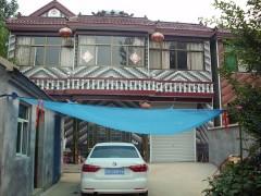 蓝色3针遮阴网防晒网太阳网隔热网价廉物美黑纱网遮光网包邮全国
