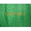 绿色二针遮阴网防晒网物美价廉2针绿色太阳网黑纱网价格低用途广