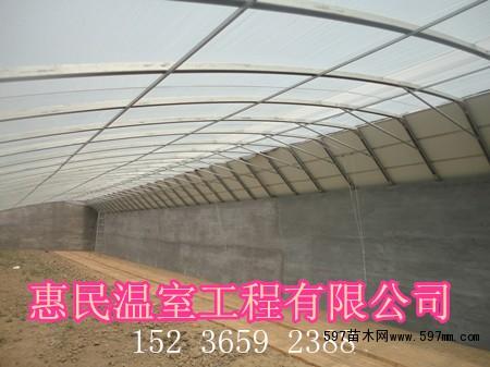 郑州信阳不锈钢温室大棚建设结构标准